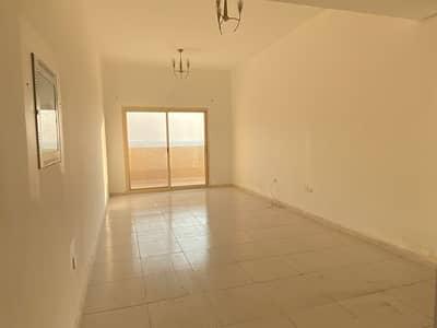 فلیٹ 1 غرفة نوم للايجار في مدينة الإمارات، عجمان - Huge 2 Balconies | One Bed Room Hall | Open View | Lavender Tower Emirates City Ajman