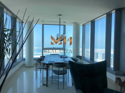 2 Bedroom Apartment for Sale in Al Reem Island, Abu Dhabi - Spacious 2 Bhk + Maids + Skypod   Great Deal for Investment
