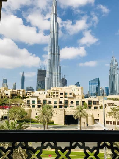 2 Bedroom Flat for Sale in Old Town, Dubai - Exclusive 2Bed+Study BurjKhalifa View for Sale