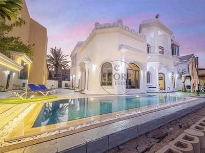 فیلا 5 غرف نوم للايجار في نخلة جميرا، دبي - Fully Furnished | Frond M | Compelling 5 BR+M