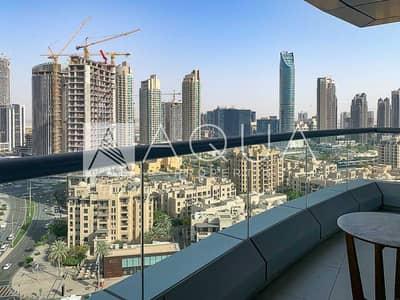 شقة 1 غرفة نوم للبيع في وسط مدينة دبي، دبي - Best Price   Fully Furnished on High Floor