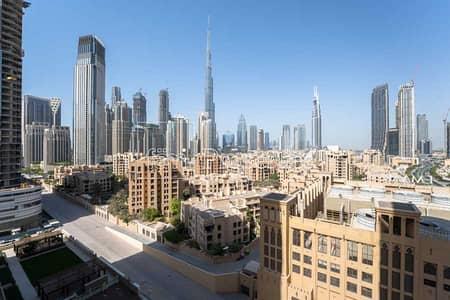فلیٹ 1 غرفة نوم للايجار في وسط مدينة دبي، دبي - Incredible Full Burj Khalifa view