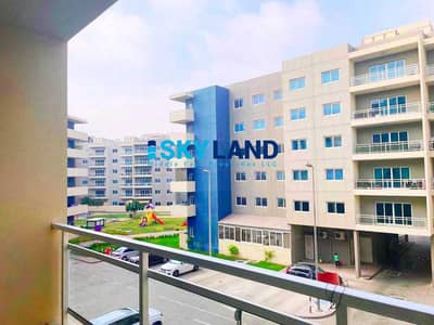 2 Bedroom Apartment for Rent in Al Reef, Abu Dhabi - Hurry ! 2BR + Store Type C with Park View and Balcony !