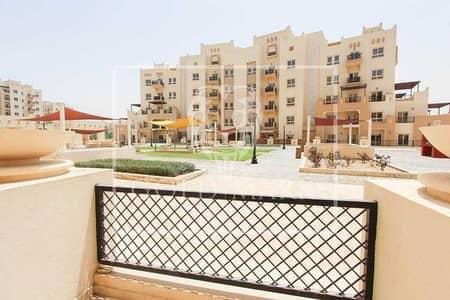 فلیٹ 1 غرفة نوم للايجار في رمرام، دبي - Spacious Layout   with Big Terrace   Ready to Move
