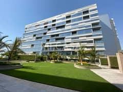 شقة في مساكن لمار شاطئ الراحة 4 غرف 195000 درهم - 5440781