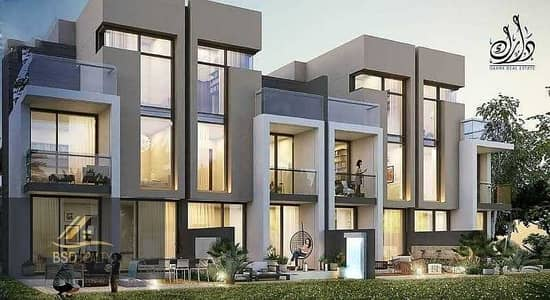 5 Bedroom Villa for Sale in DAMAC Hills 2 (Akoya Oxygen), Dubai - SINGLE ROW   CORNER UNIT   HUGE LAYOUT OF 5 BR + MAID