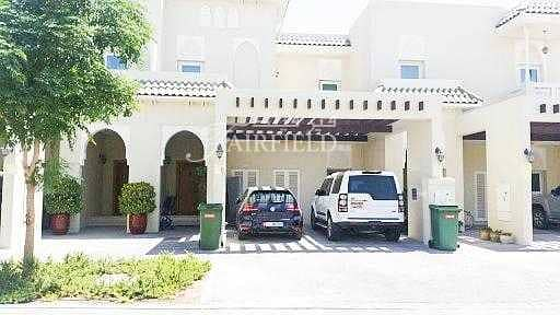 تاون هاوس 3 غرف نوم للايجار في الفرجان، دبي - Exclusive |  Quortaj Type B 3br + Maid TH