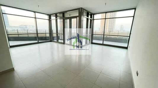 3 Bedroom Townhouse for Rent in Al Reem Island, Abu Dhabi - Huge 3 Bhk Layout with terrace