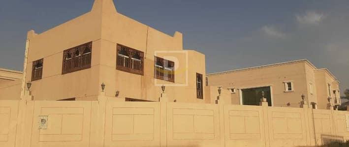 3 Bedroom Villa for Sale in Al Warqaa, Dubai - 2 Kitchens | Big Majlis hall | Double Storey | Central A/c  | Al Warqa