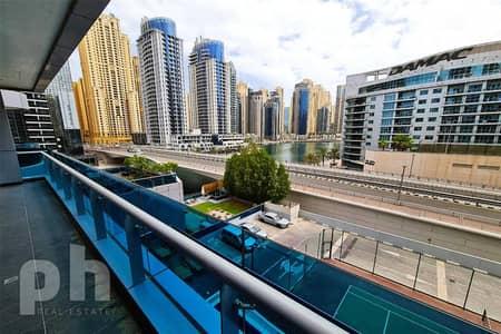 Full Marina View | Modern | Unfurnished