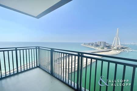 Full Sea View | 2 Bed | Emaar