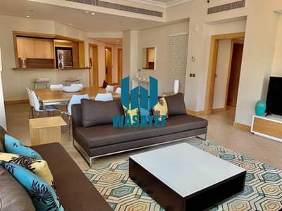 فلیٹ 3 غرف نوم للايجار في نخلة جميرا، دبي - شقة في الداس شقق شور لاين نخلة جميرا 3 غرف 220000 درهم - 5441187