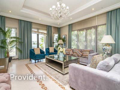 4 Bedroom Villa for Sale in Palm Jumeirah, Dubai - High Number | Atlantis View | Upgraded