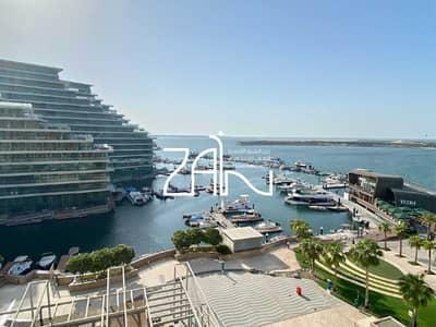 استوديو  للايجار في شاطئ الراحة، أبوظبي - Full Marina View Modern Studio in Great Community