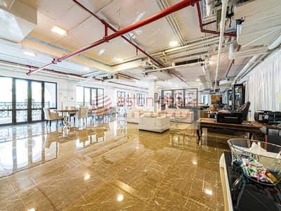 مکتب  للبيع في المدينة القديمة، دبي - High End   Fully Fitted and Partially Furnished