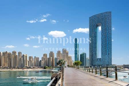 طابق سكني  للبيع في جميرا بيتش ريزيدنس، دبي - Investor Deal | Full Floor | Fully Furnished