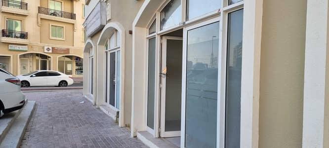 Shop for Rent in International City, Dubai - SHOP FOR RENT GREECE CLUSTER INTERNATIONAL CITY
