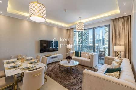 2 Bedroom Apartment for Sale in Downtown Dubai, Dubai - Luxurious Furniture | 7% ROI | Short Term Rentals