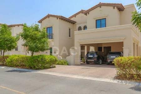 6 Bedroom Villa for Sale in Arabian Ranches 2, Dubai - Park Views / Single Row / Great Price!