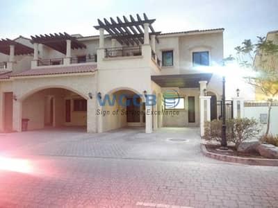 3 Bedroom Villa for Rent in Al Salam Street, Abu Dhabi - 3 BR ! Townhouse Villa  ! Family Community