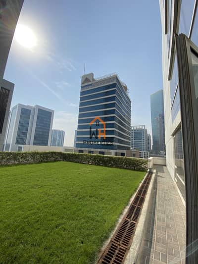 Office for Sale in Business Bay, Dubai - Terrace   Stunning view   Unique layout