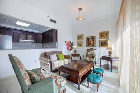 فلیٹ 1 غرفة نوم للبيع في الخليج التجاري، دبي - شقة في برج تشرشل السكني أبراج تشرشل الخليج التجاري 1 غرف 850000 درهم - 5440011