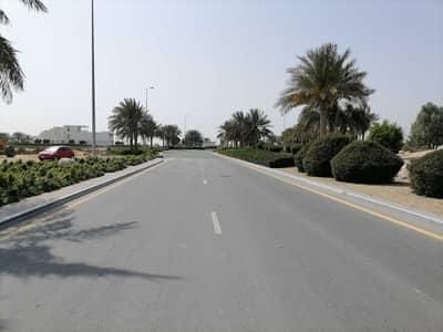 Plot for Sale in Al Zorah, Ajman - Own a plot to build your villa  in the most beautiful area in Ajman, direct sea view
