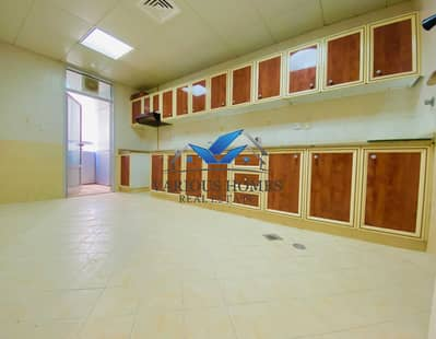 Fabulous Two Bedrooms Hall With Centeral AC. Wardrobes Nice Huge Kitchine 52K Location Muroor Road Near Al Mushrif Mall.