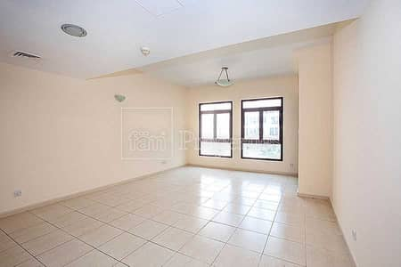 1 Bedroom Apartment for Rent in Jumeirah Village Circle (JVC), Dubai - Spacious apartment with a pool view