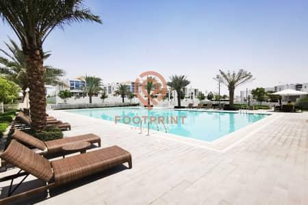 4 Bedroom Villa for Rent in DAMAC Hills 2 (Akoya Oxygen), Dubai - Fully Furnish 4 B/R Villa   Pvt Garden   Single Row 