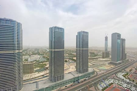 1 Bedroom Apartment for Rent in Jumeirah Lake Towers (JLT), Dubai - 1 Bedroom | Semi Furnished | Chiller Free