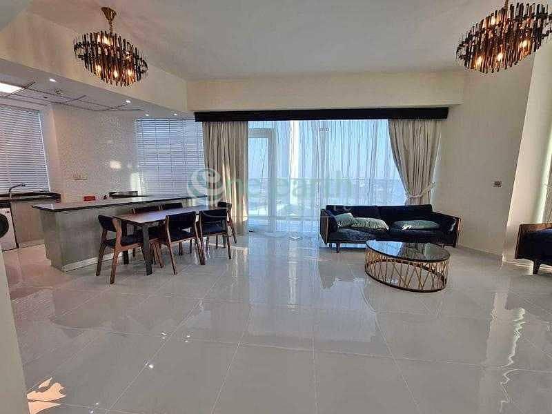 شقة في برج ميراكلز من دانوب أرجان 2 غرف 68000 درهم - 5374663