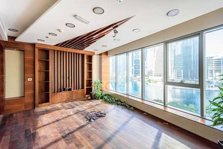مکتب  للبيع في أبراج بحيرات الجميرا، دبي - Amazing Fit Out   Fully Fitted   Low Floor