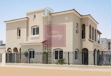 تاون هاوس 3 غرف نوم للبيع في سيرينا، دبي - CORNER/ SEMI-DETACHED/ LIVING ROOM FIRST FLOOR