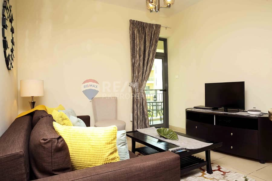 2 Fully Furnished 1 Bedroom Apartment in Arno