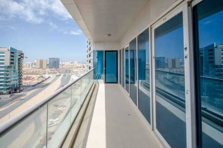 2 Bedroom Flat for Sale in Dubai Residence Complex, Dubai - Huge 2 Beds | Spacious Balcony | Community view