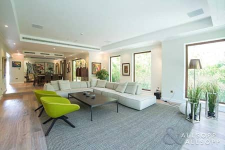 5 Bedroom Villa for Rent in Jumeirah Golf Estates, Dubai - EXCLUSIVE | Upgraded & Remodeled | 5 Bed