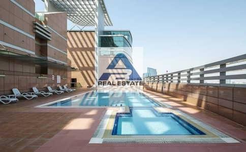2 Bedroom Flat for Rent in Al Khalidiyah, Abu Dhabi - Renovated Huge 2 BR   Facilities - Parking Balcony