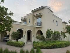 فیلا في بالما المرابع العربية 2 4 غرف 270000 درهم - 5442434