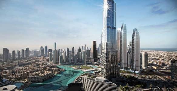 شقة 3 غرف نوم للبيع في وسط مدينة دبي، دبي - 3 bedroom above 20th floor