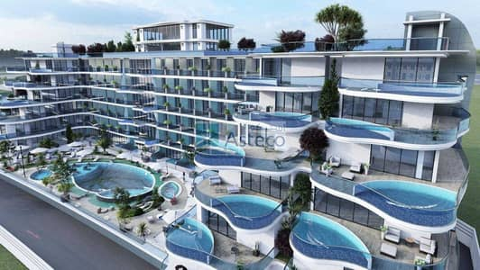 2 Bedroom Flat for Sale in Al Barsha, Dubai - BEST FOR INVESTMENT! Huge 2BHK  with PRIVATE POOL