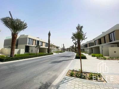 3 Bedroom Villa for Sale in Dubai Hills Estate, Dubai - Genuine Listing I Pool Facing I Elevated Villa