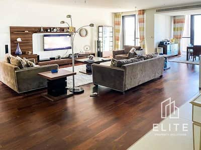 3 Bedroom Apartment for Sale in Jumeirah, Dubai - Reduced Commission   Direct Pool Access   3+M