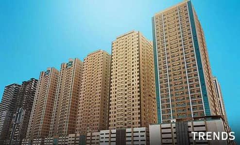 1 Bedroom Apartment for Rent in Emirates City, Ajman - full furnished 1 bhk apartment for rent in Ajman Emirates city