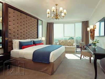 Studio for Rent in Palm Jumeirah, Dubai - Premium Studio   All Inclusive   Flexible Terms
