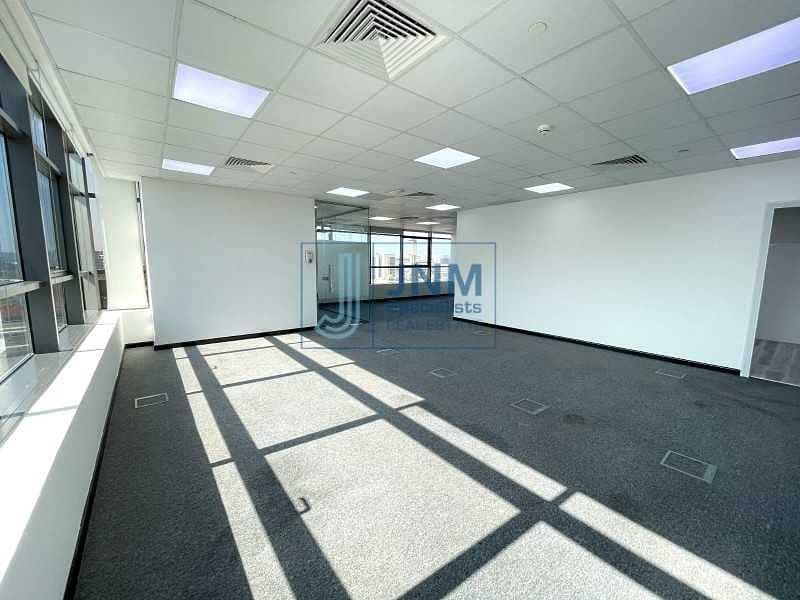 2 Top class|Corner Office | Low Floor | Along SZR Road