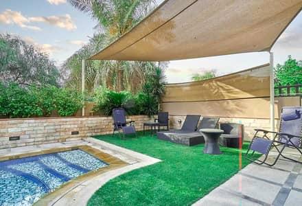 فیلا 3 غرف نوم للبيع في المرابع العربية، دبي - VOT | Modified Property | Single Row