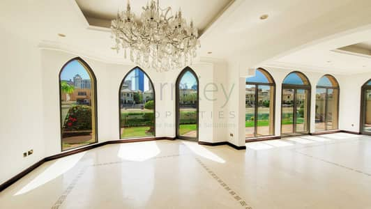 4 Bedroom Villa for Rent in Palm Jumeirah, Dubai - Atrium Entry  4 Bed Villa I VACANT NOW  I Book Today
