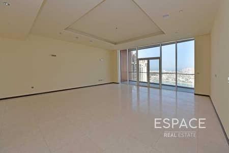 فلیٹ 3 غرف نوم للبيع في نخلة جميرا، دبي - Sunset Views    Private Beach    Infinity Pool