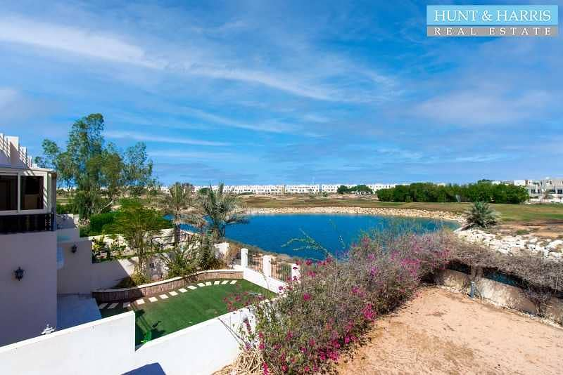 2 Available - Amazing Location - Lagoon and Golf Course View
